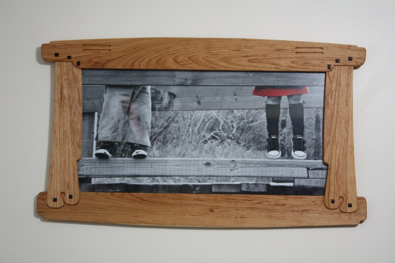 Greene & Greene Picture frame